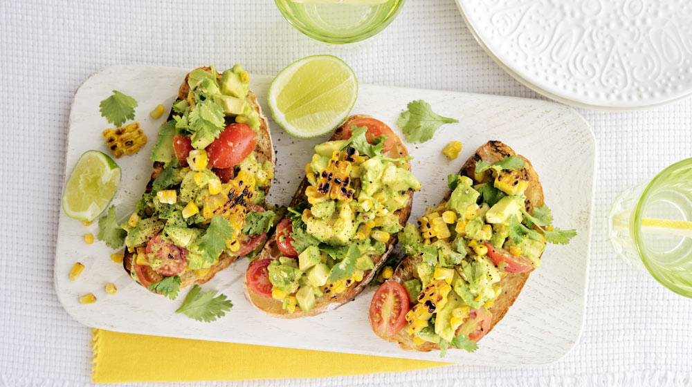 Avocado breakfast recipes