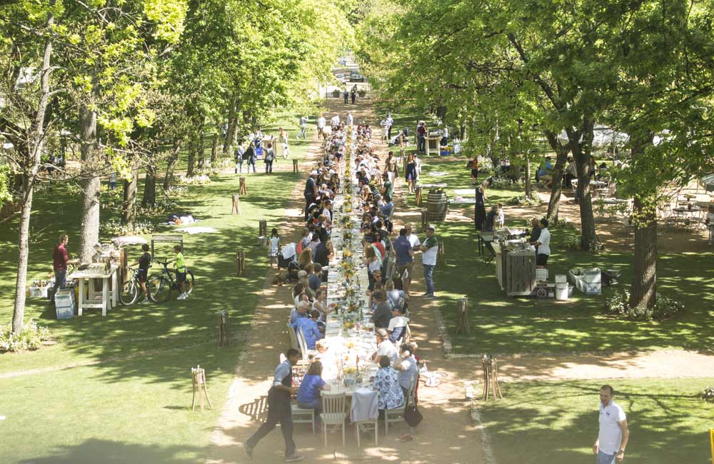 Boschendal Heritage Day Farm Feast