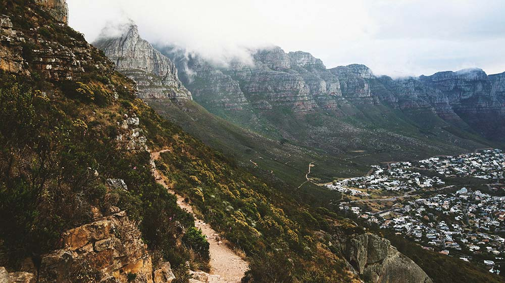 trails in Cape Town