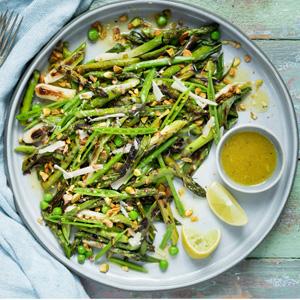 Miele Asparagus Salad