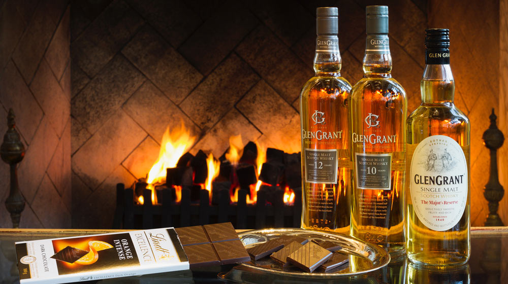 whisky & Chocolate Pairing