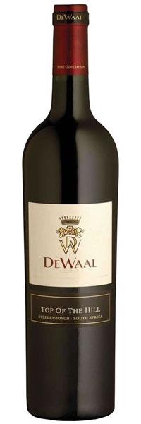 DeWaal Top of the Hill Pinotage 2015