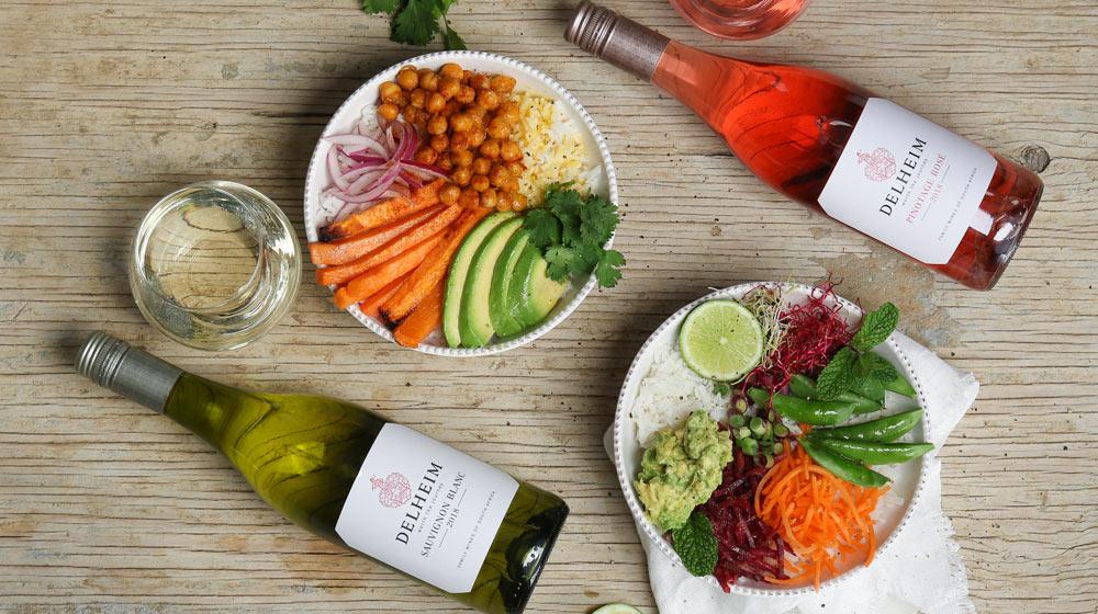 Delheim vegan-friendly wines