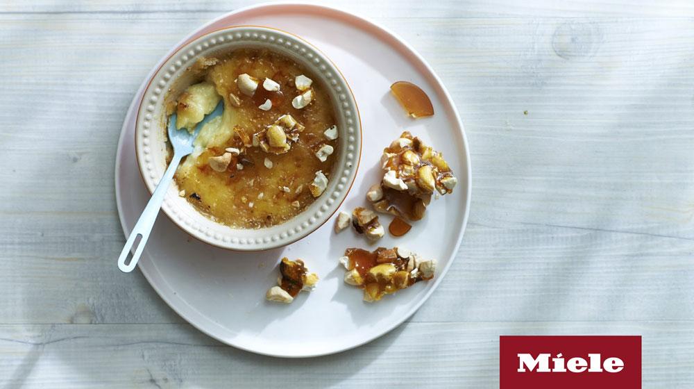 Milk Tart Crème Brûlée