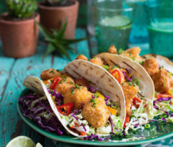 Mexican Pantry Cauliflower Taco