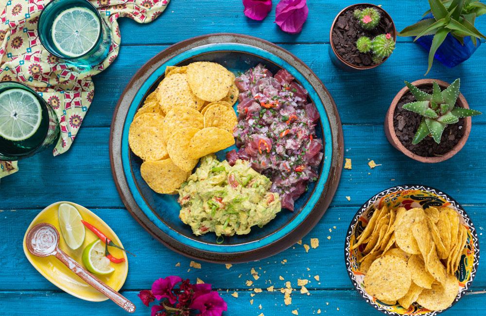 Mexican Fiesta Feast