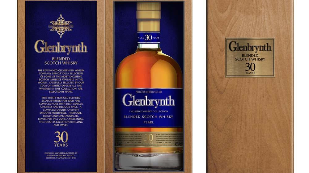 Glenbrynth whisky 30
