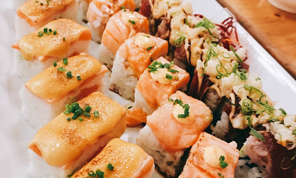 best sushi in Cape Town