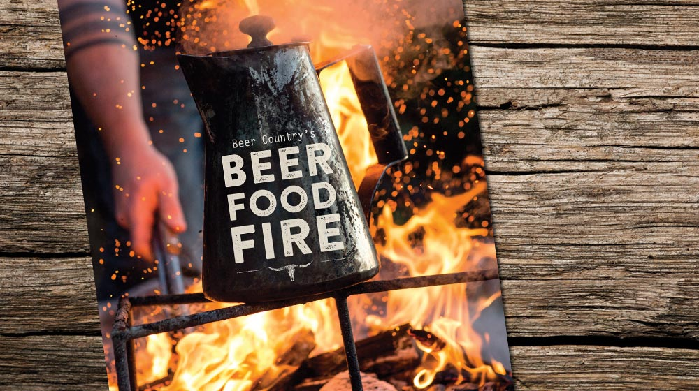 Talking Beer Food and Fire with Beer Country | Crush