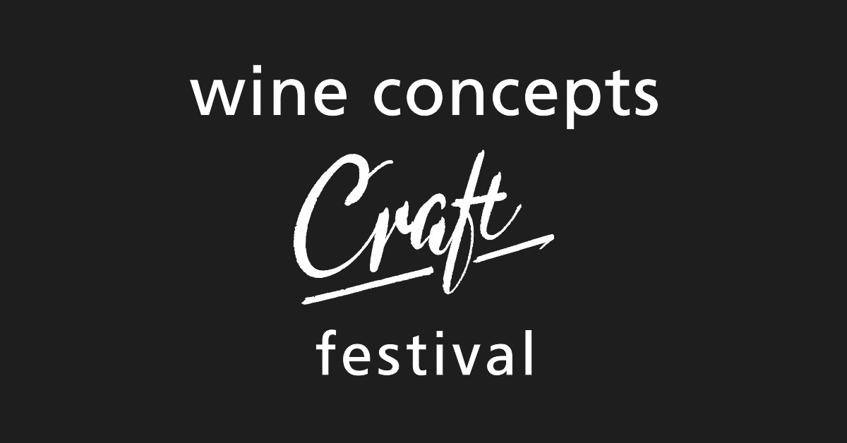 wine concepts craft festival