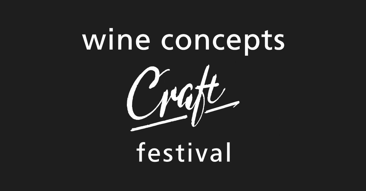 wine concepts craft festival