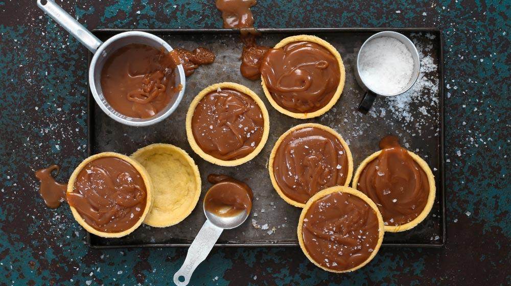caramel recipes