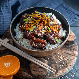 Sticky ClemenGold Asian Pork Belly