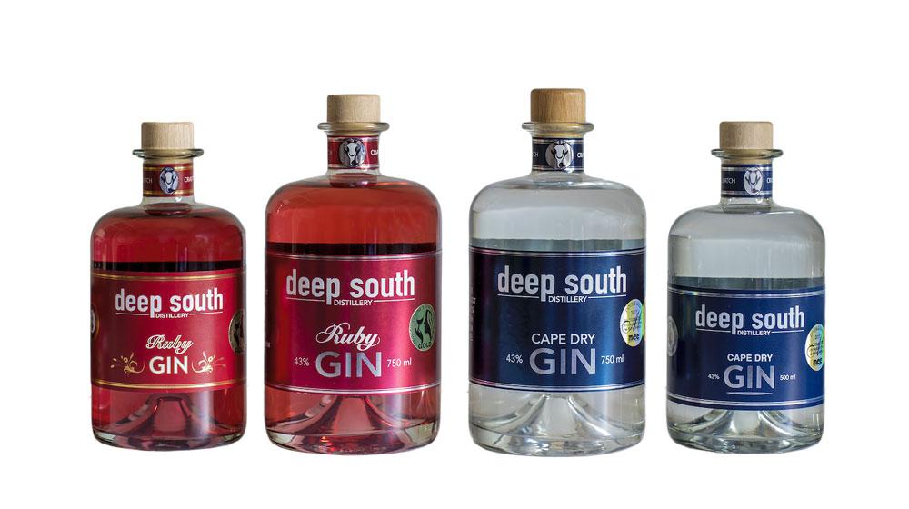 deep south gin