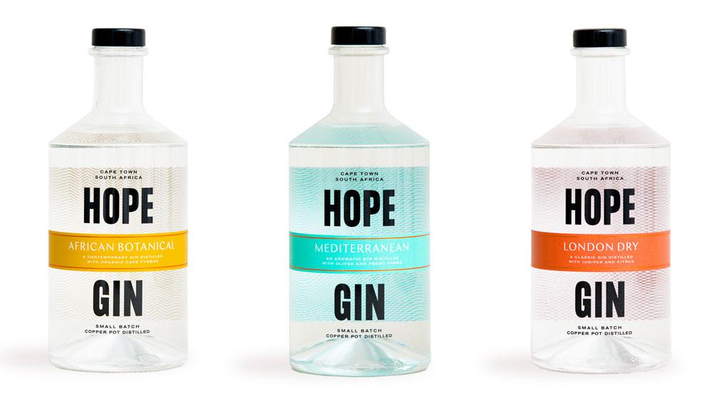 Hope-Distillery-Gins