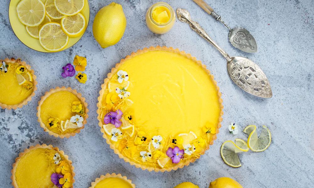 LemonGold Tart