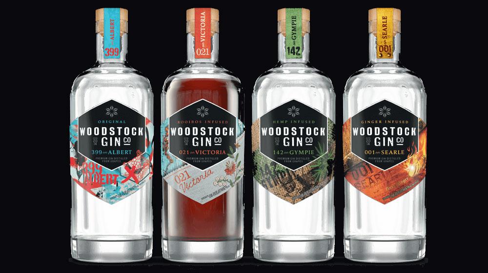 Woodstock-gin
