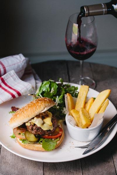 ultimate burger Gabriëlskloof