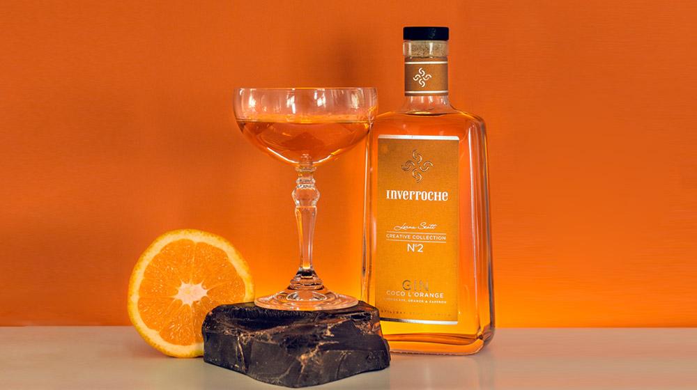 Inverroche Coco Orange