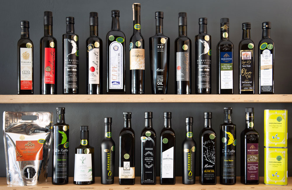 Extra Virgin Olive Oils 2019