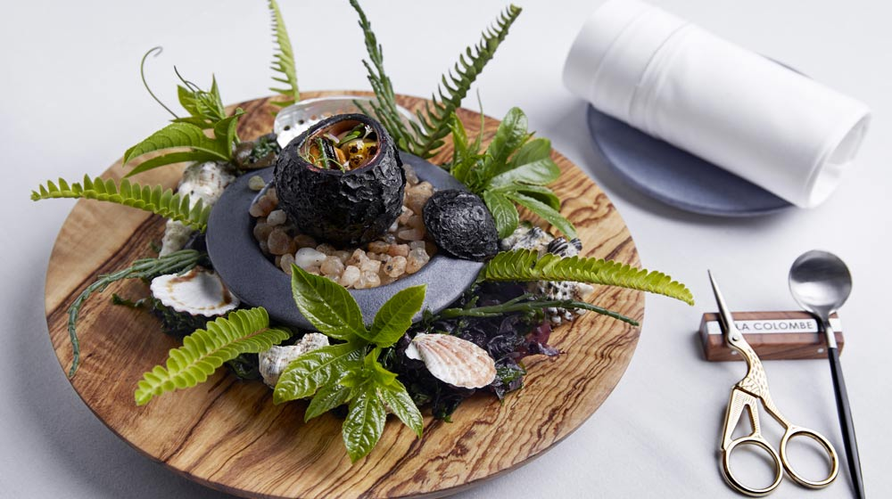 TripAdvisor Travelers' Choice® reveals La Colombe is 12th Best Fine Dining Restaurant in the World