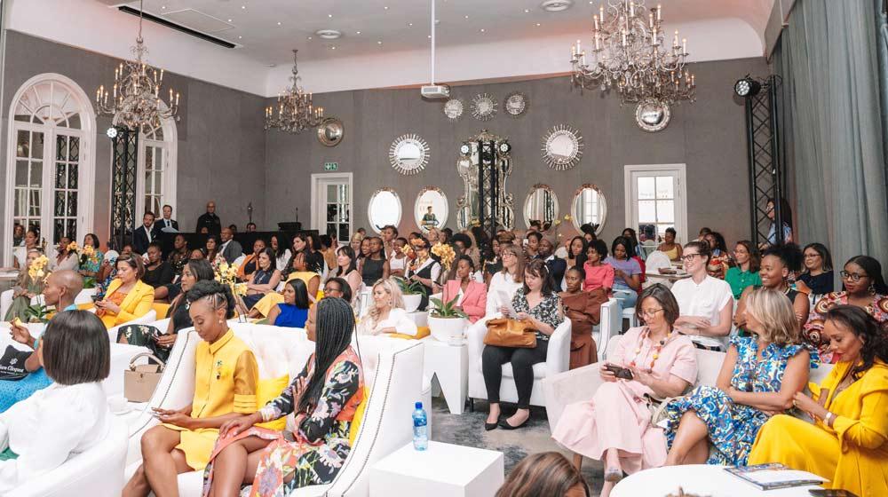 Veuve Clicquot X Women audience