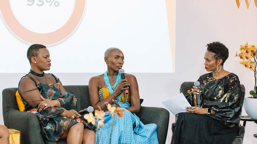 SA Entrepreneur Amanda Dambuza