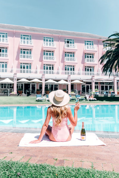 mount nelson pool summer bliss package