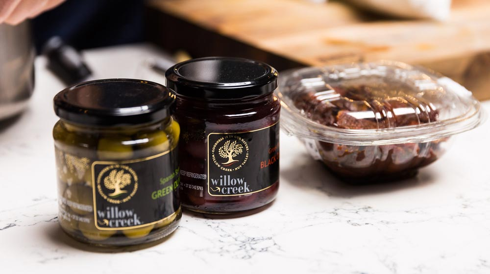 Willow Creek Olives