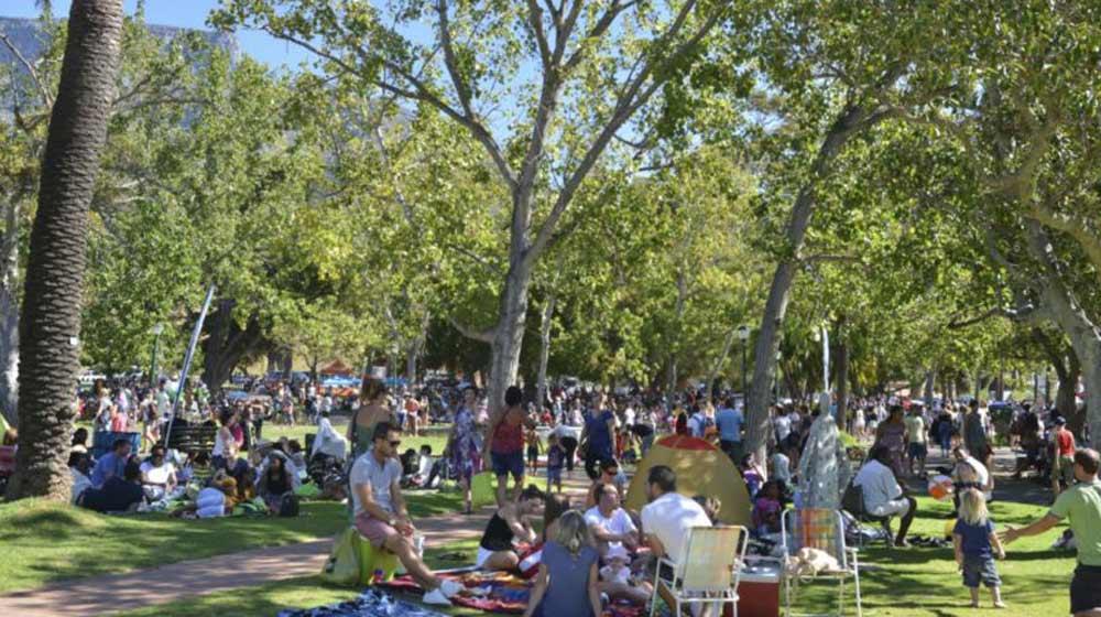 De Waal Park Cape Town Summer Concerts