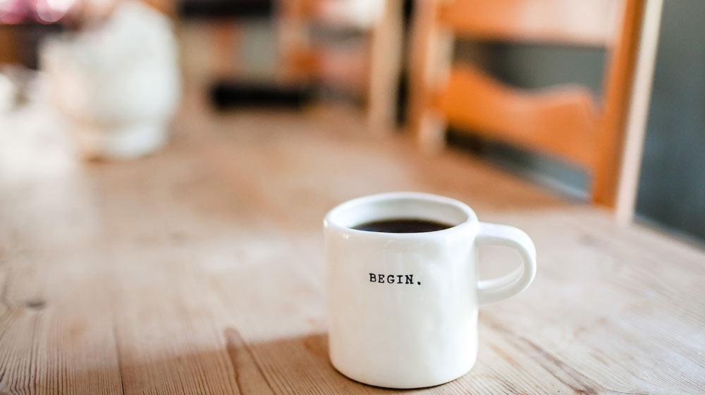 Creative coffee mornings