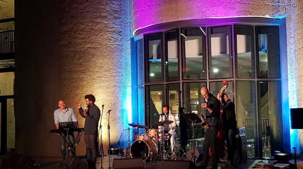 Cape Town Summer Silo Concert Series