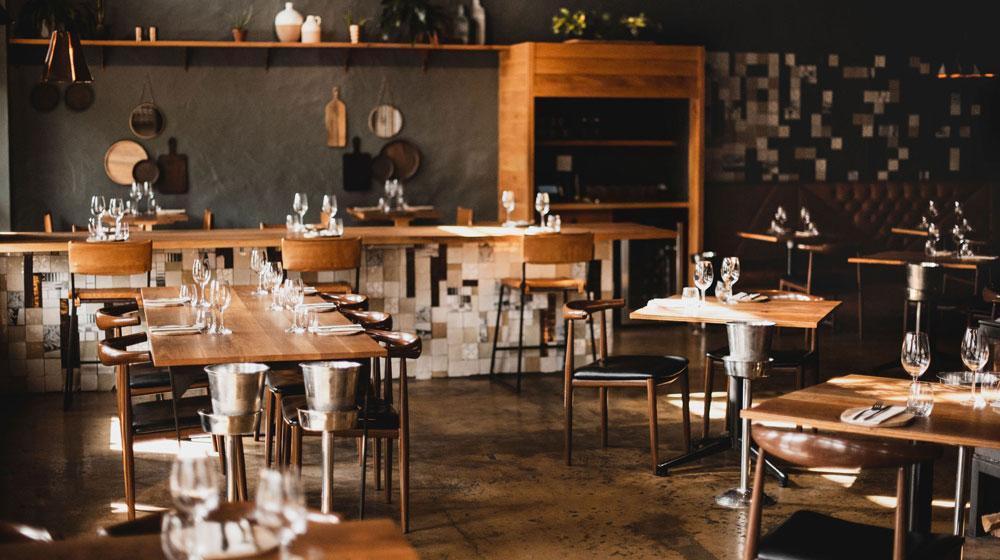 Foxcroft Restaurant Interior