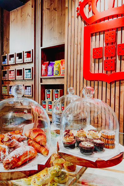 food offering kloof street vida