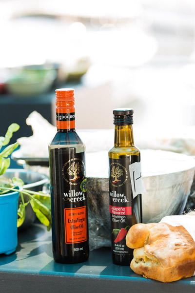 Willow Creek Extra Virgin Olive Oil