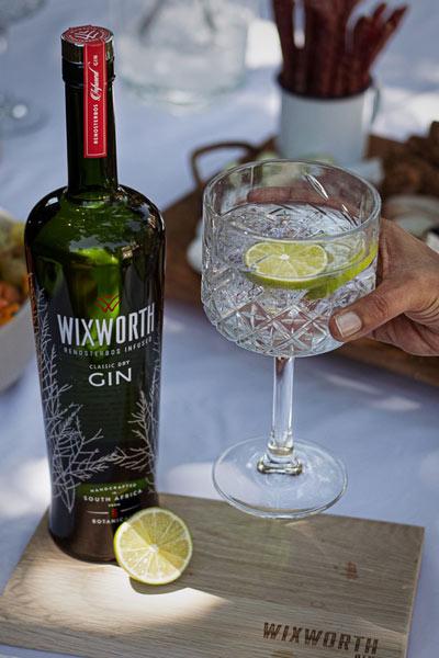 Wixworth Gin & Tonic