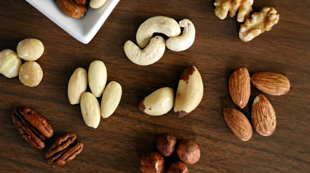 Nut Guide: Nuts
