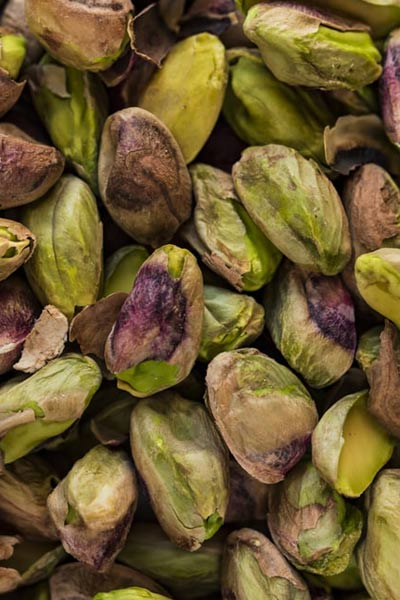 Nut Guide: Pistachio nuts