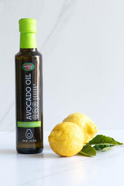 lemon avocado oil