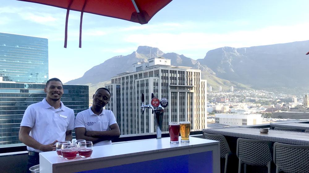 Views at Herald's Bar & Terrace
