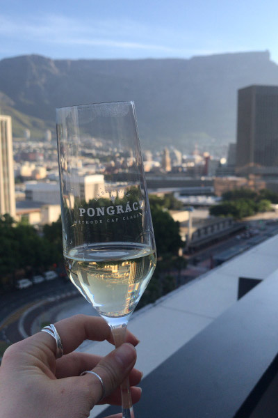 Bubbly and Views at Herald's Bar & Terrace