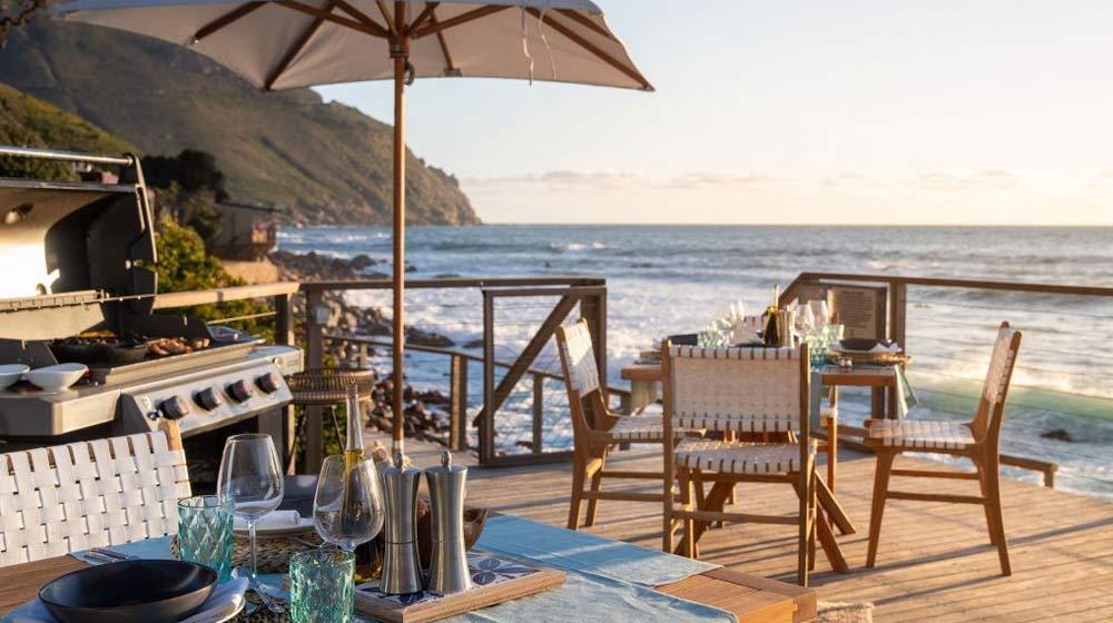 Tintswalo Atlantic WWW braai, deck and views