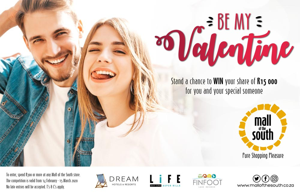 Mall of the south valentines