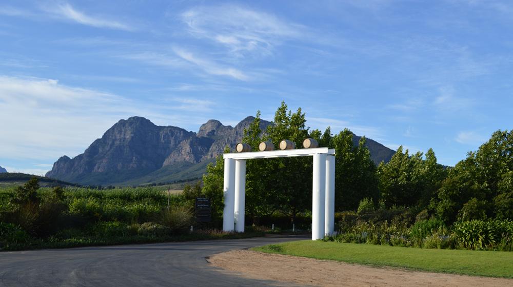 Simondium wine farm