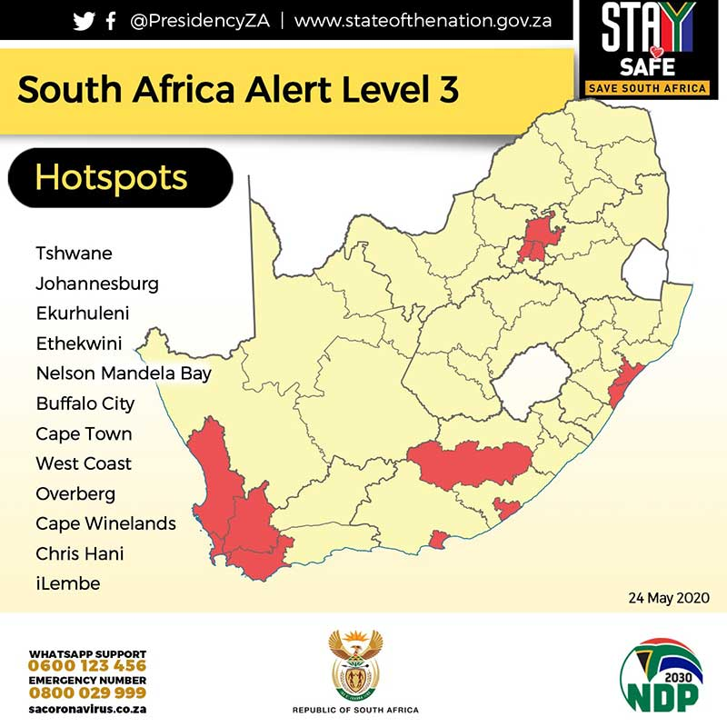 Level 3 Of Lockdown In South Africa Explained Crush Magazine
