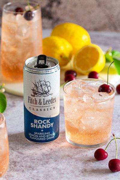 Fitch & Leedes Sodas & Mocktails