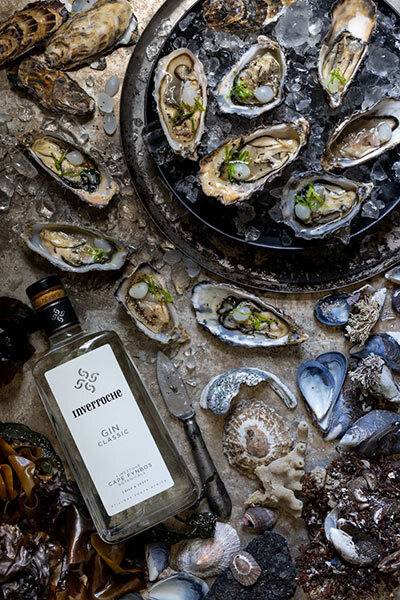gin week oysters