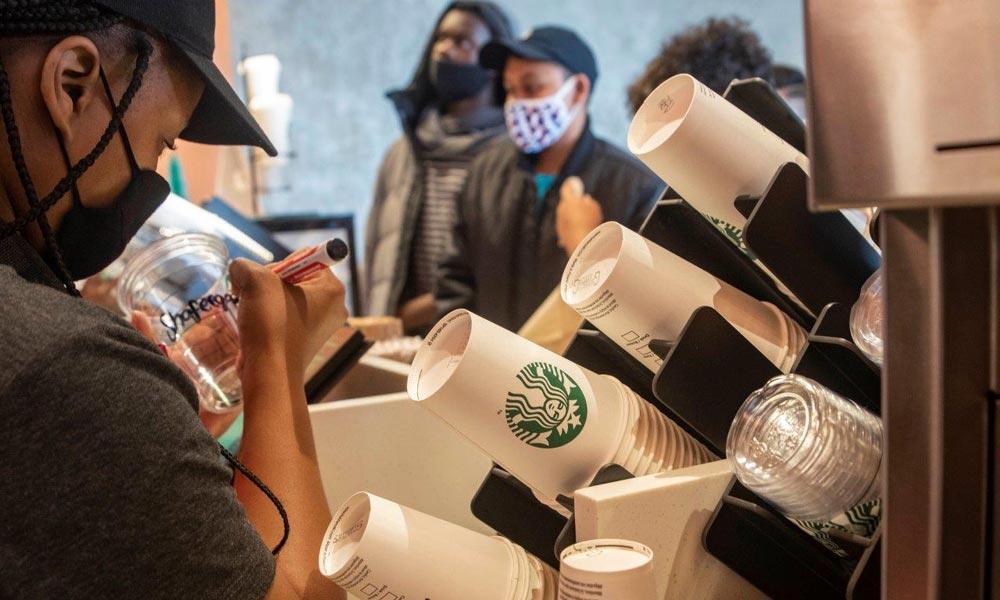Starbucks V&A