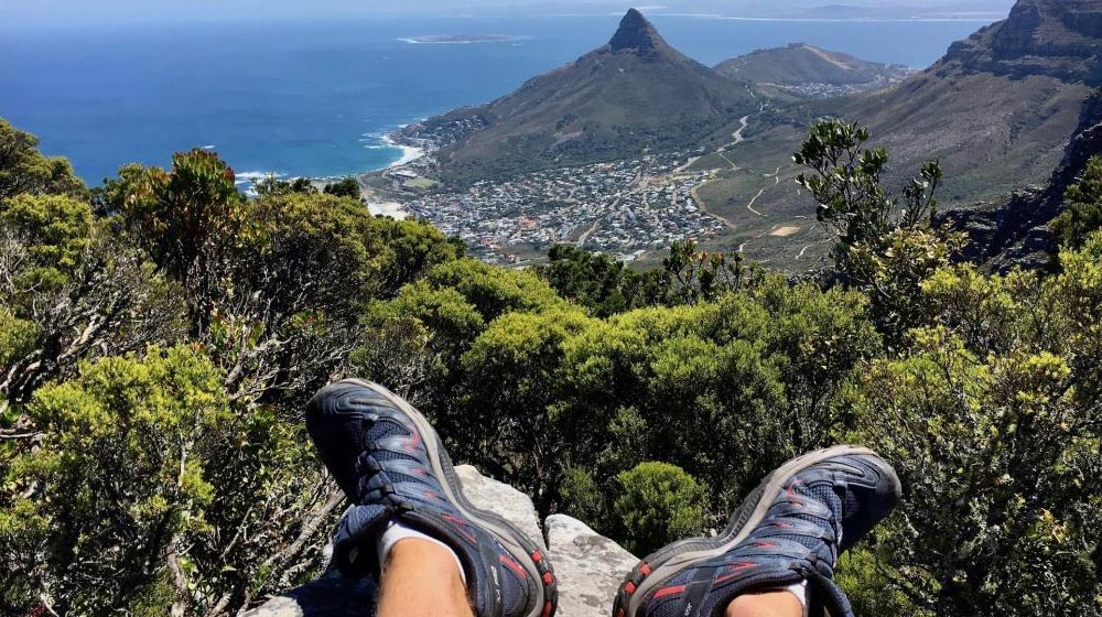 hike in cape town