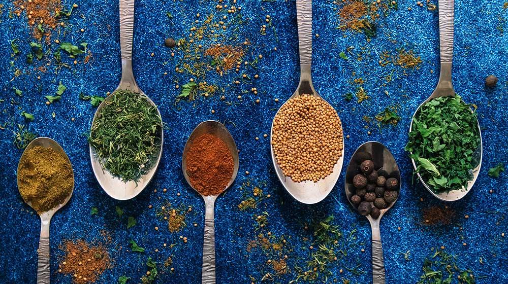 Indian pantry